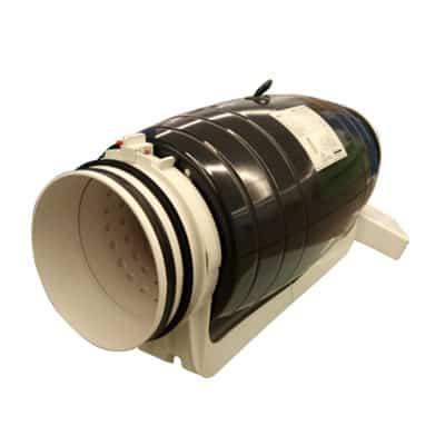 מפוח קווי מושתק דגם BMFX-SL-200