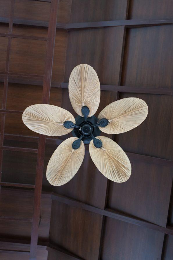 מאוורר תקרה עם 5 כנפיים מעוצב
